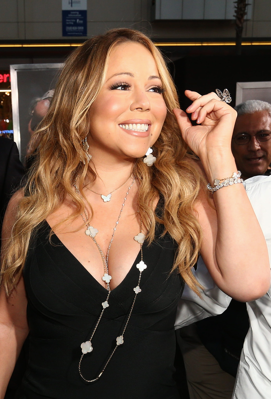 Mariah Carey Nude Selfie photo 27