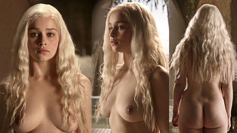 Emilia Clarke Naked Video photo 7