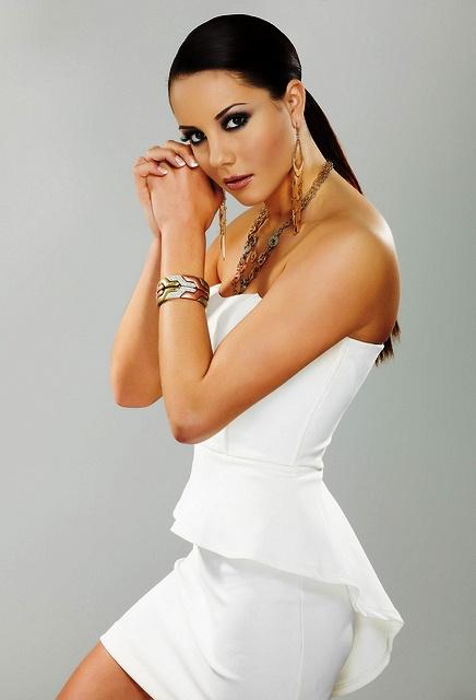 Melissa King Model photo 2