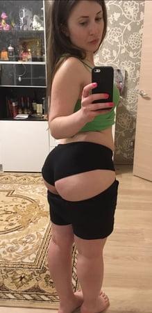 Curvy Kristina Patreon Nude photo 5