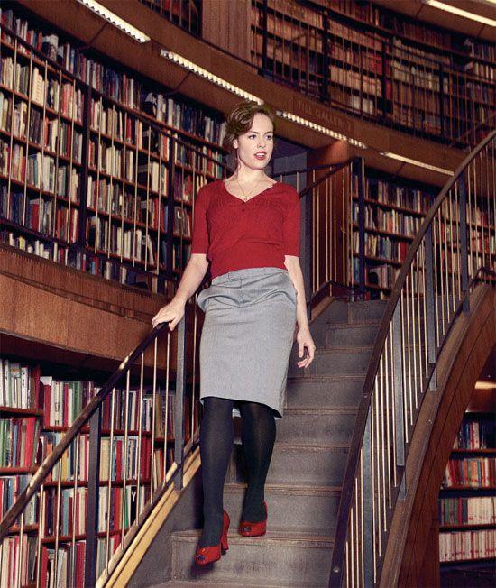 Naughty Librarian Videos photo 5