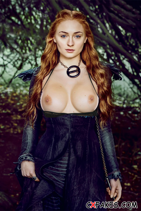 Sophie Turner Naked Game Of Thrones photo 27
