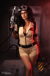 Jessica Nigri Ghost Busters photo 4