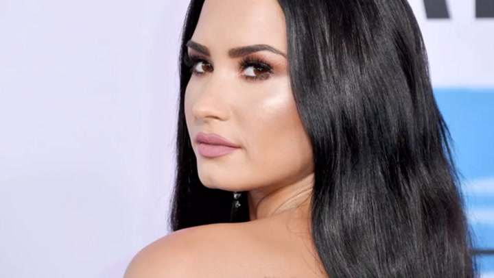 Demi Lovato Naked Uncensored photo 3