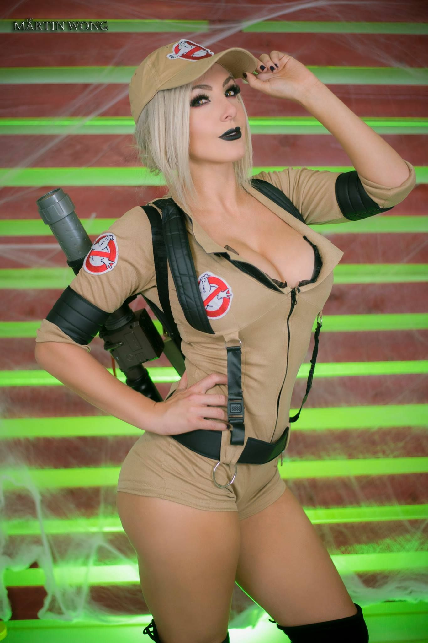 Jessica Nigri Ghost Busters photo 17