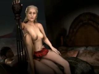 Emilia Clarke Naked Video photo 9