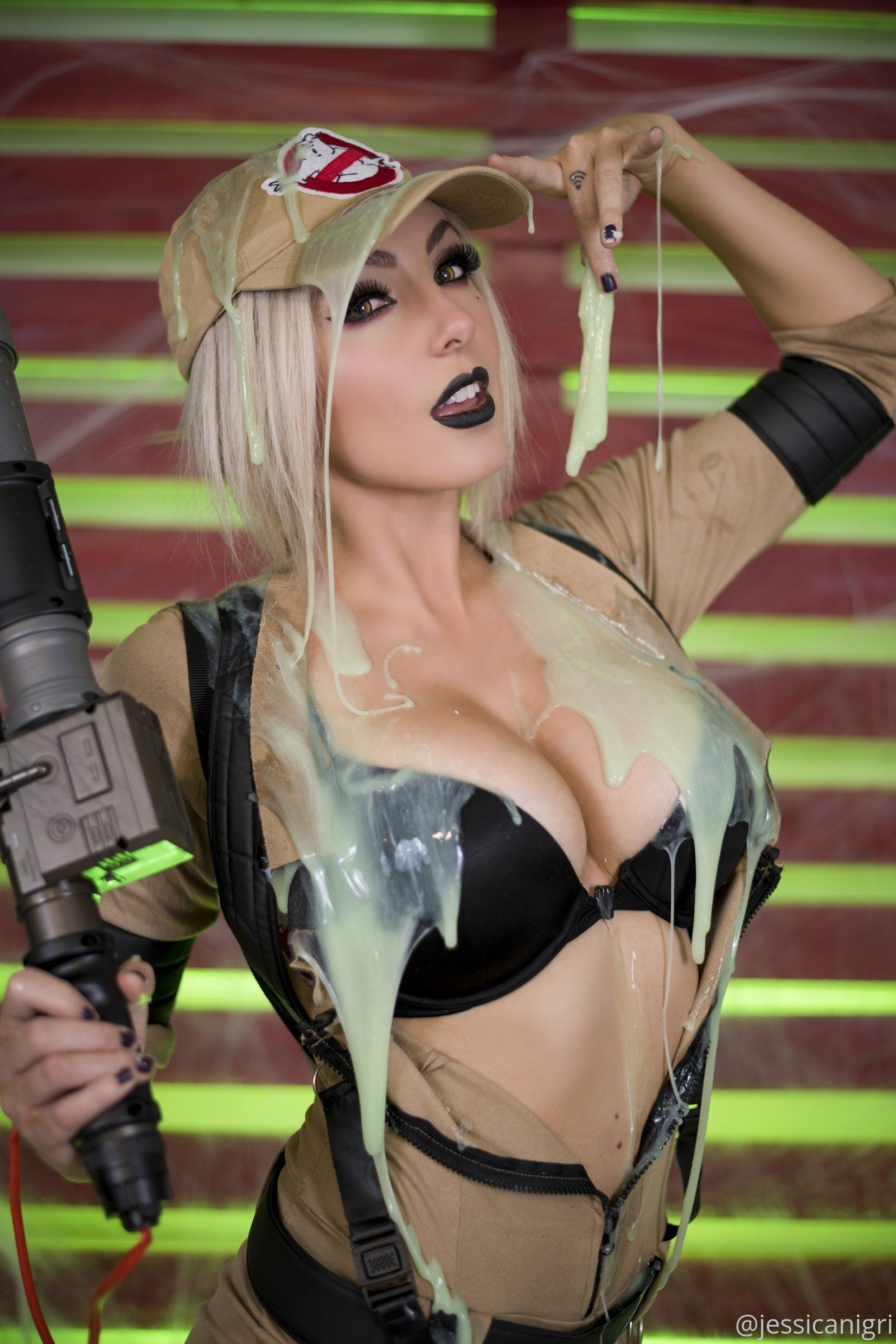 Jessica Nigri Ghost Busters photo 30