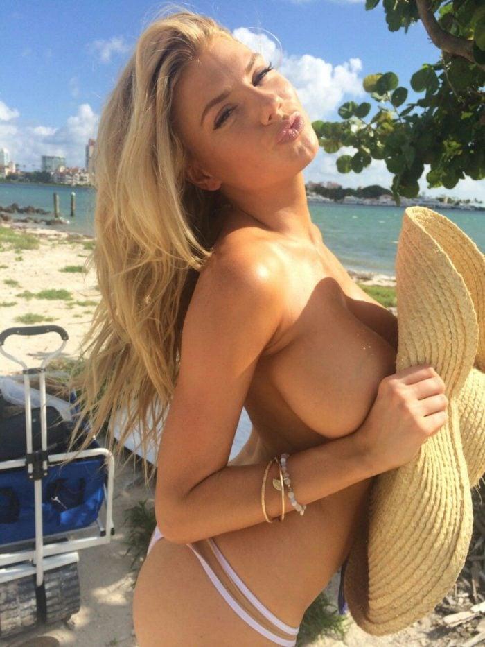 Charlotte Mckinney Leaked Photos photo 17