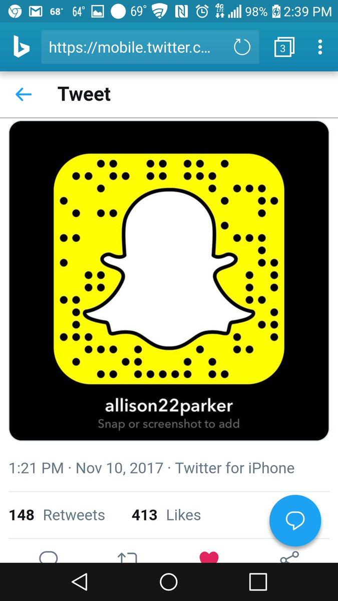 Allison Parker Premium Snapchat Name photo 30