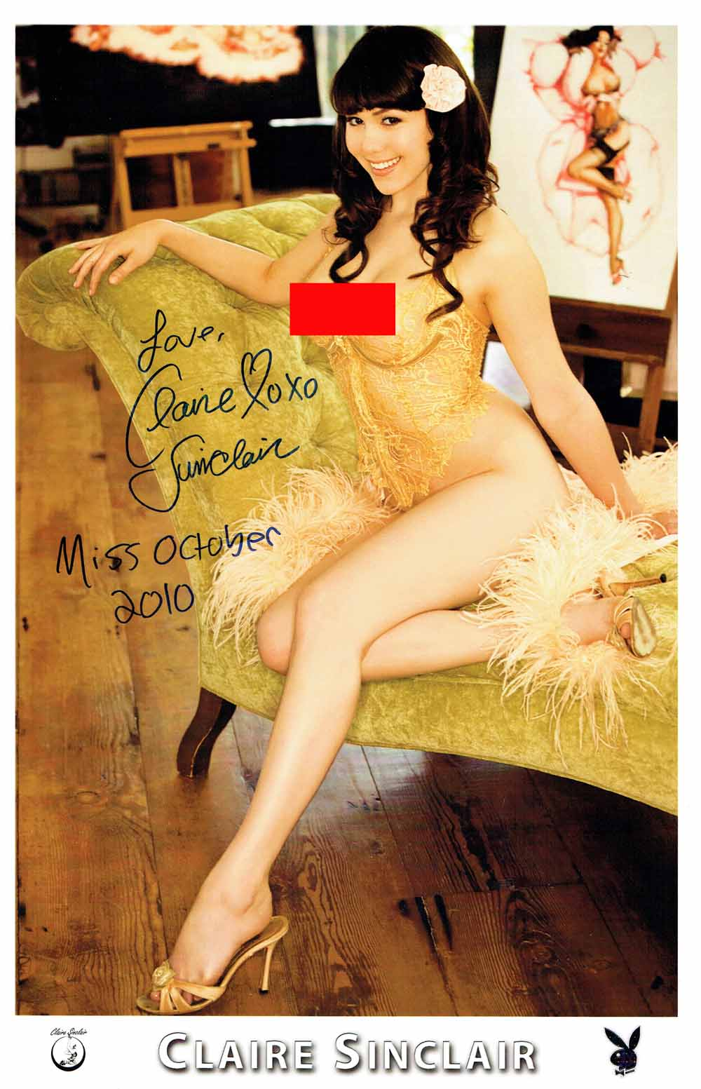 Claire Sinclair Posters photo 29