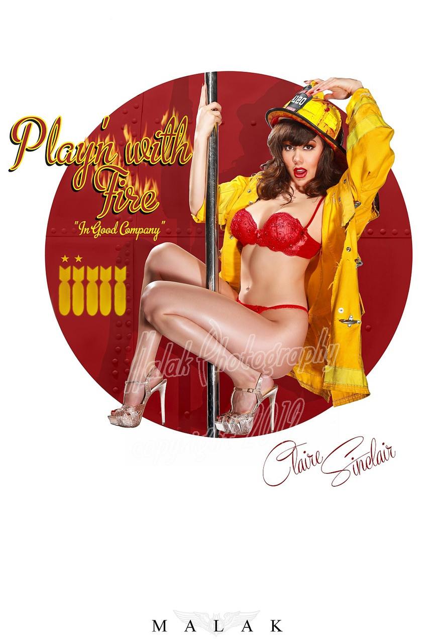 Claire Sinclair Posters photo 8