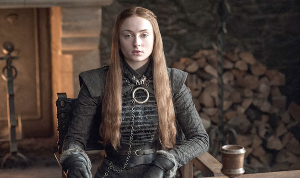Sophie Turner Naked Game Of Thrones photo 5