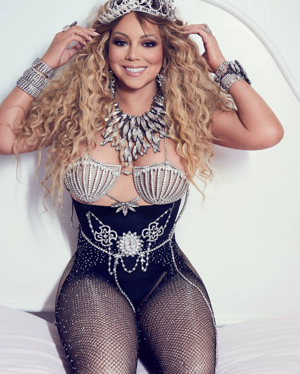 Mariah Carey Nude Selfie photo 28