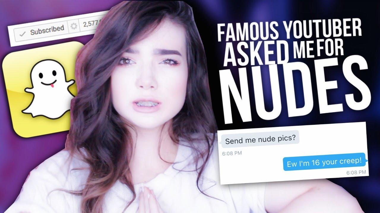 Famous Youtubers Nude photo 7