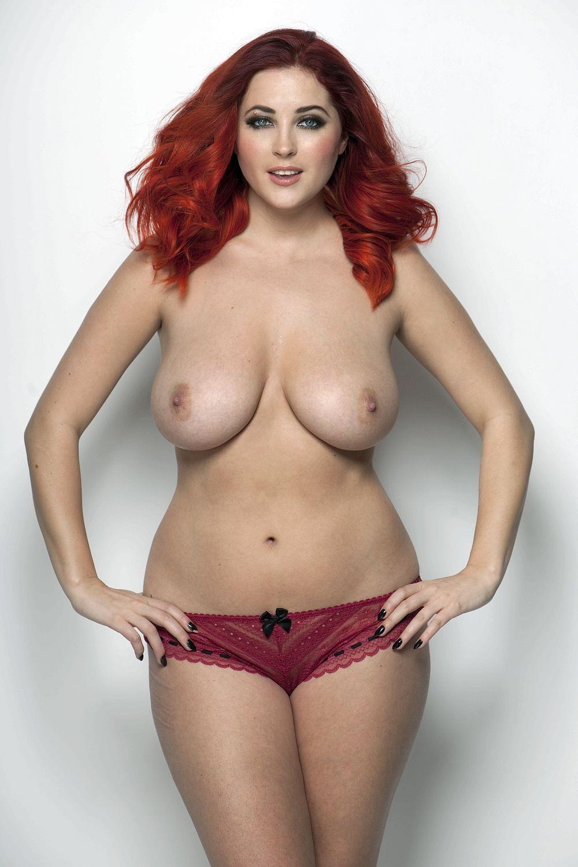 Ireland Reid Topless photo 6