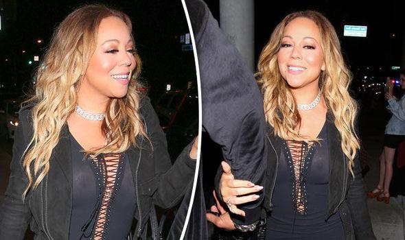 Mariah Carey Nude Selfie photo 1