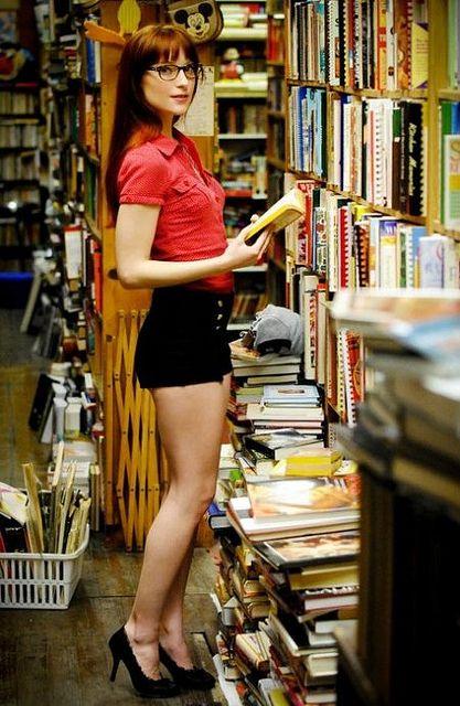 Naughty Librarian Videos photo 2