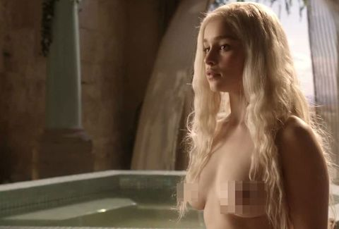 Sophie Turner Naked Game Of Thrones photo 8